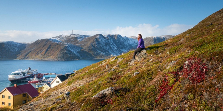 Otoño con Hurtigruten